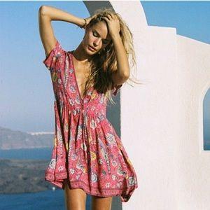 Dresses & Skirts - ALL SIZES NWT LoveBird Mini Boho Summer Dress
